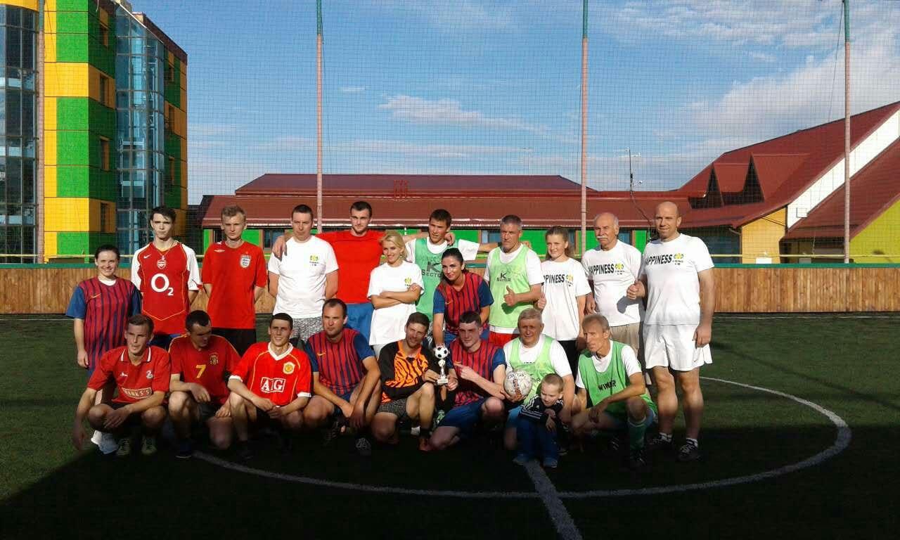 Турнір по футболу - Львів