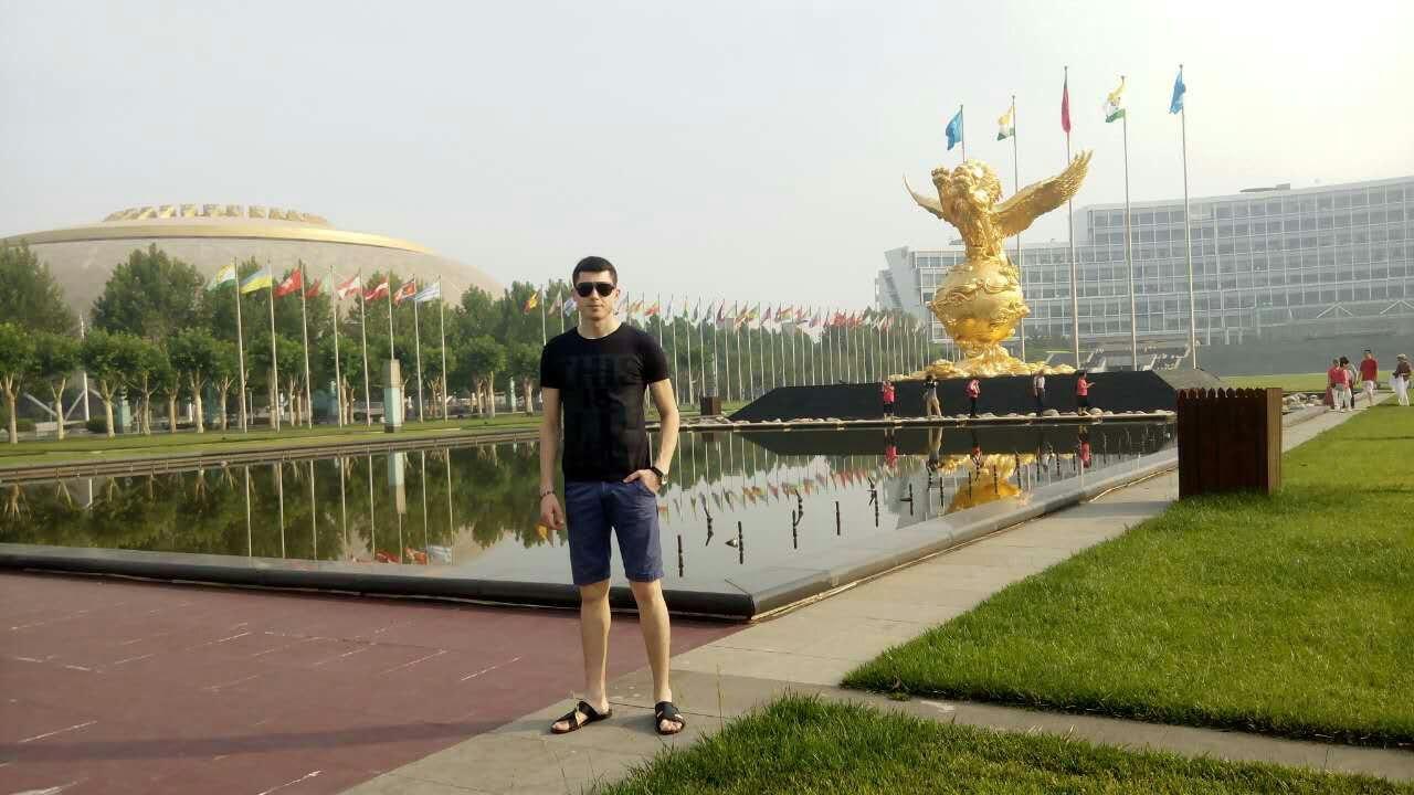 Китай, м. Тянь Цзинь - штаб-квартира Tiens